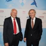Dr. Jürgen Peters und Christopher Schönberger