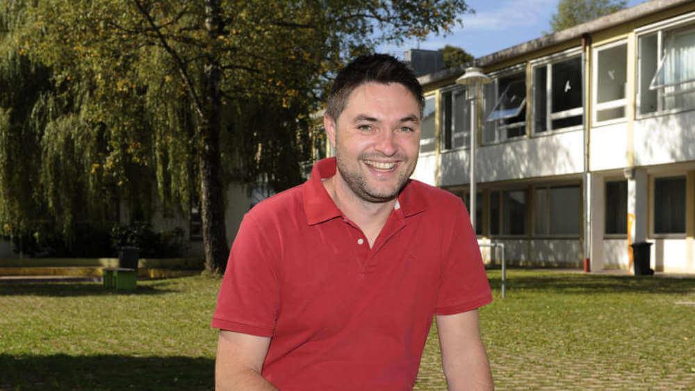Christian Turnwald, Leiter Mittelschule Holzkirchen