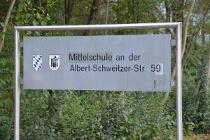 Schild_MSAlbert-Schweitzer-Str