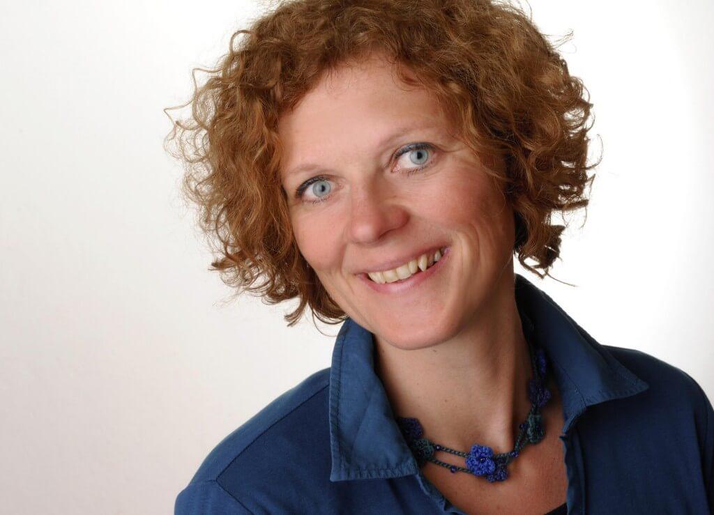 Ulrike Langenfaß, stellv. Leiterin Mittelschule Eduard-Spranger-Straße