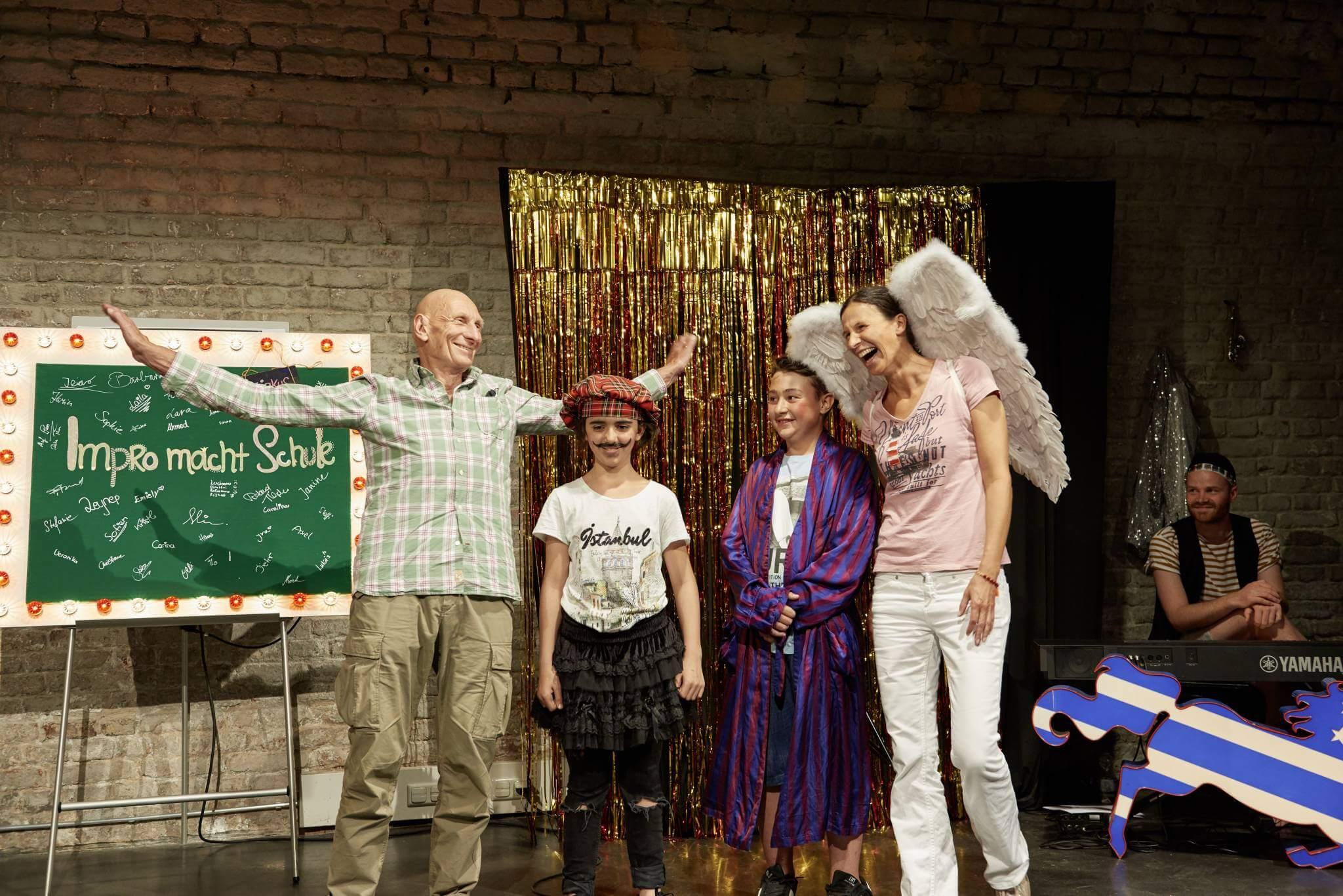 Karsten mit Istanbul&Co, Janine und Lukas